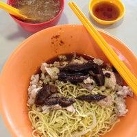 Photo taken at 628 Ang Mo Kio Market & Food Centre by R L. on 12/11/2012