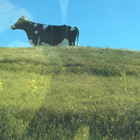 Photo taken at Salem Sue - World's Largest Holstein Cow by Amber C. on 9/17/2016