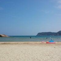 Photo taken at Uradome Coast by omarinasan on 8/4/2016