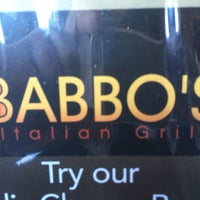 Photo taken at Babbo's Italian Grill by Seth A. on 9/25/2016