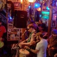 Photo taken at Venice Café by Court L. on 2/1/2013