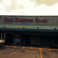 Photo taken at Texas Hamburger Palace by Lea on 6/24/2014
