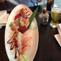 Photo taken at Sushi Damo by Rodney J. on 6/29/2013