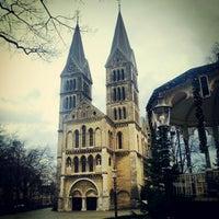 Снимок сделан в Munsterkerk пользователем Lieke H. 12/25/2012
