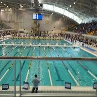 Photo taken at Sydney Olympic Park Aquatic Centre by TC Mahmood i. on 8/28/2016