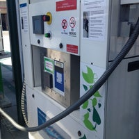 Photo taken at AC Transit HyRoad Fueling Station by Jeff on 4/10/2014