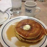 Photo taken at IHOP by Kristen B. on 3/4/2014