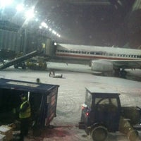 Photo taken at Gate H6 by Melissa C. on 1/25/2013