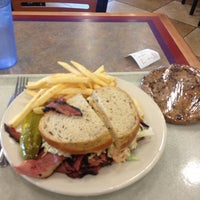 Photo taken at Miracle Mile Delicatessen by Nathan on 11/10/2012