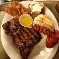Photo taken at Best Steak House by Doua L. on 3/14/2014