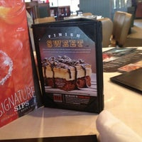Photo taken at Ruby Tuesday by Robyn on 1/25/2013