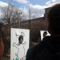 Photo taken at Philadelphia High School For Girls by Ig: O. on 3/14/2013