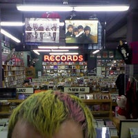 Photo taken at The Record Exchange by David B. on 10/29/2012