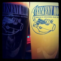 Photo taken at Crescent Moon Ale House by Laura J. on 2/15/2013