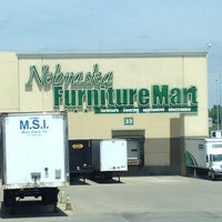 Photo taken at Nebraska Furniture Mart by spunky d. on 5/25/2013