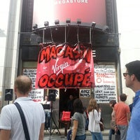Photo taken at Virgin Megastore by Deborah B. on 6/16/2013
