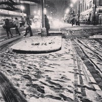 Photo taken at 34th & 8th by Janelle D. on 3/19/2013