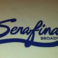 Photo taken at Serafina Broadway by Renee B. on 6/23/2013