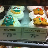 Photo taken at Crumbs Bake Shop by ⛄️ Mark S. on 12/9/2012