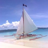 Photo taken at Boracay Island by Sergey V. on 9/3/2013