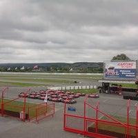 Photo taken at Karting des Fagnes by Olivier L. on 8/17/2013