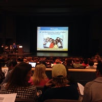 Photo taken at Washington - Lee High School by Mark A. on 10/27/2014