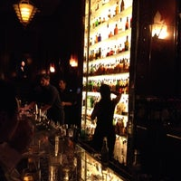 Photo taken at Redwood Room by Geoff on 11/10/2012
