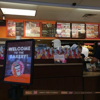 Photo taken at Dunkin Donuts by Jess on 8/22/2014