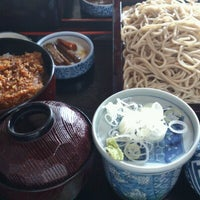 Photo taken at 筑波やぶ by Noritaka O. on 11/24/2012