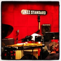 Photo taken at Jazz Standard by Christian H. on 3/17/2013