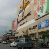 Photo taken at Megamall Pinang / Pacific Hyperstore by Nurul H. on 11/23/2012