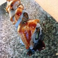 Photo taken at Sakae Sushi by Evelyn P. on 5/11/2014