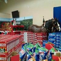 Photo taken at Walmart Supercenter by Carol M. on 12/4/2012