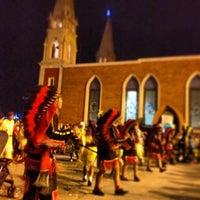 Photo taken at Iglesia San lorenzo by Sofia M. on 8/11/2013