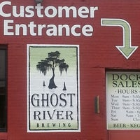 Photo taken at Ghost River Brewery by Gary K. on 1/1/2013