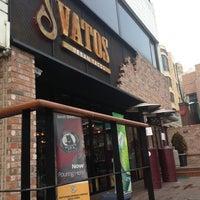 Photo taken at Vatos Urban Tacos by Joon on 1/12/2013