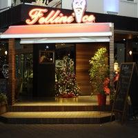 Photo taken at Cafe Fellini by Cafe Fellini on 12/28/2014