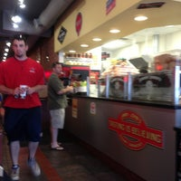 Photo taken at Jimmy John's by Leigh on 6/8/2013