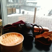 Photo taken at Second Cup by Bahu A. on 1/29/2015