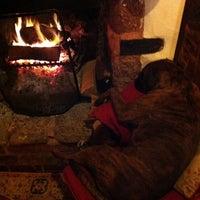 Photo taken at Poachers Inn by Angus Morrison on 10/15/2012