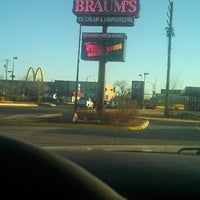 Photo taken at Braum's Ice Cream & Dairy Stores by Ray C. on 2/13/2013