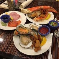 Photo taken at Choices Buffet at Pala Casino Spa & Resort by Ittichote J. on 4/4/2015