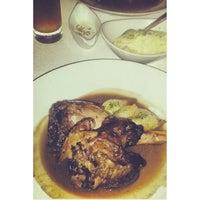 Photo taken at Jar Restaurant by Tom on 8/31/2013