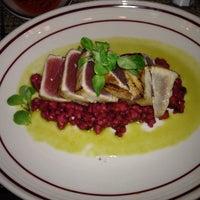 Photo taken at Bocca Restaurant by Mayu on 10/12/2013