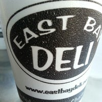 Photo taken at East Bay Deli by Jon on 5/6/2013