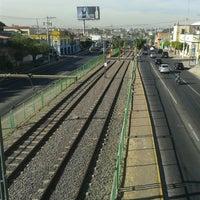 Photo taken at L1 Tren Ligero Estación Dermatológico by Christian B. on 5/10/2013