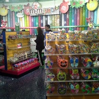 Photo taken at M&M's World by Crystal C. on 12/14/2012