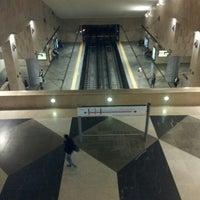 Photo taken at Metro Alameda [VD,VM] by Daniel L. on 12/19/2012