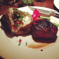 Photo taken at The Keg Steakhouse + Bar by Richard C. on 10/24/2012