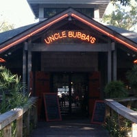 Photo taken at Uncle Bubba's Oyster House by Jeri H. on 10/21/2012